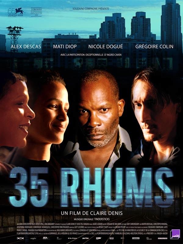 35 Rhums affiche