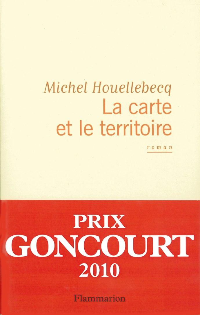 Houellebecq carte territoire