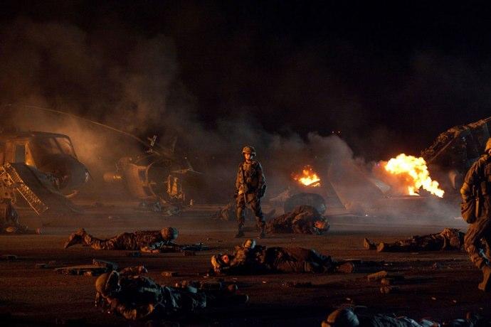 Liebesman world invasion battle los angeles