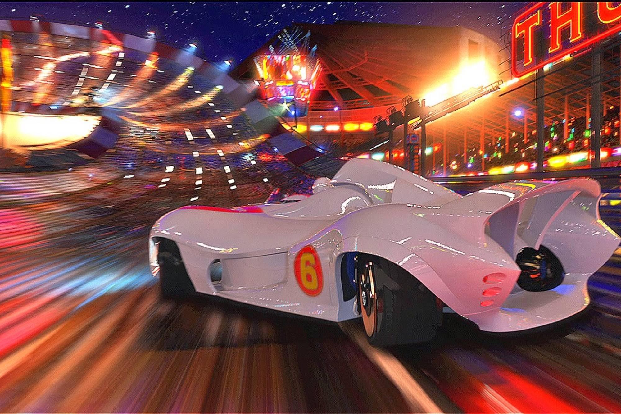 Film Captain Harlock Wachowski-speed-racer