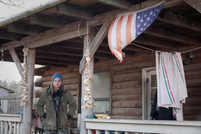 Winters bone lawrence
