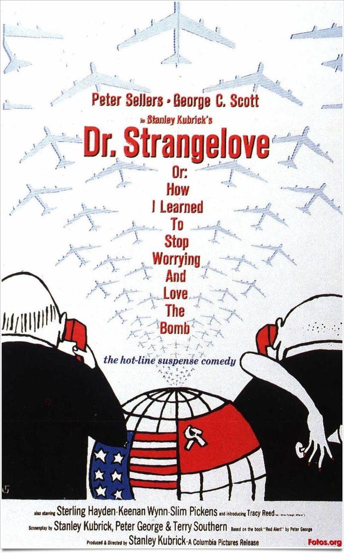 Dr strangelove kubrick