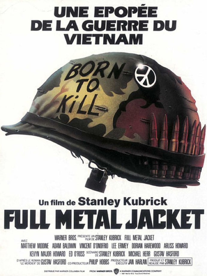 Full metal jacket kubrick