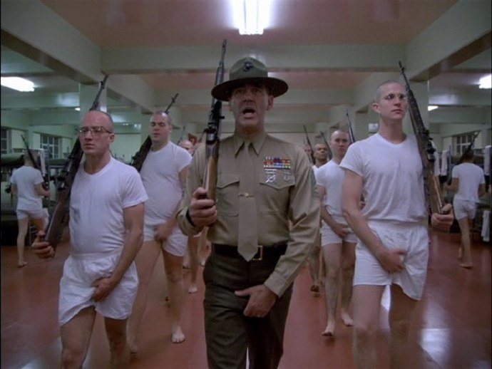 Kubrick full metal jacket