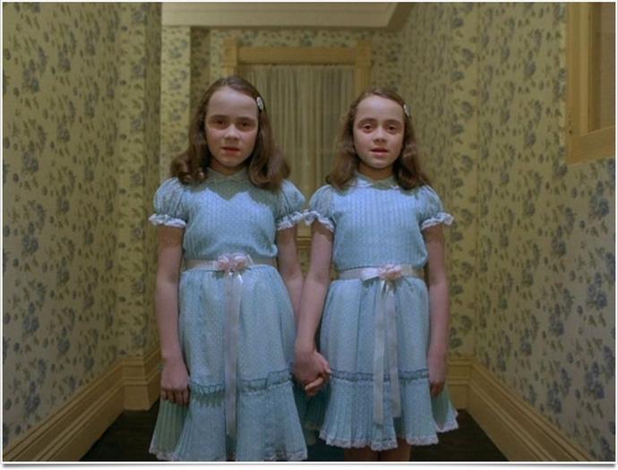 Kubrick shining