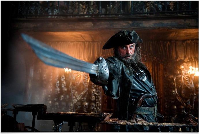 Pirates caraibes fontaine jouvence