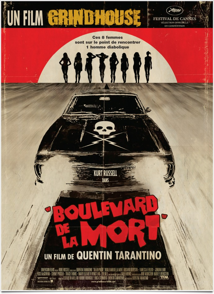 Boulevard de la mort death proof