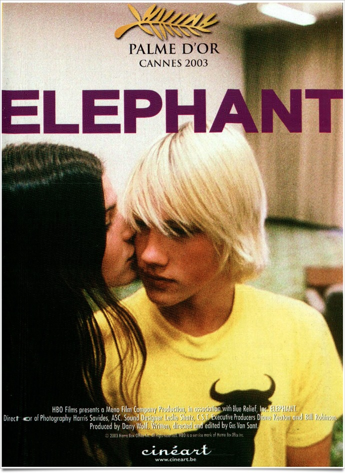 Gus van sant elephant