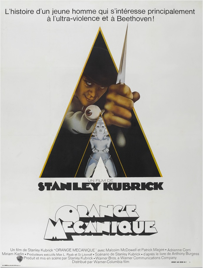 Kubrick orange mecanique