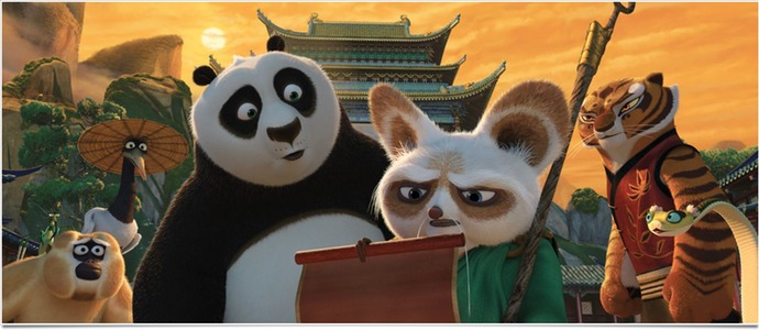 Kung fu panda 2 dreamworks
