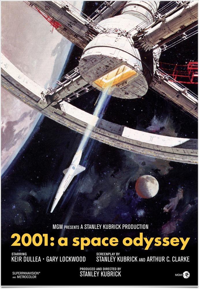 2001 odysee espace
