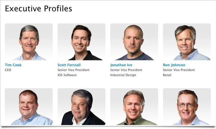 Apple vice president