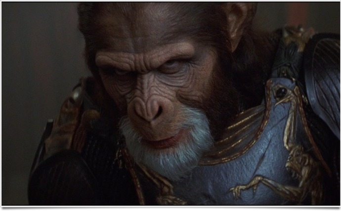 Burton planete des singes