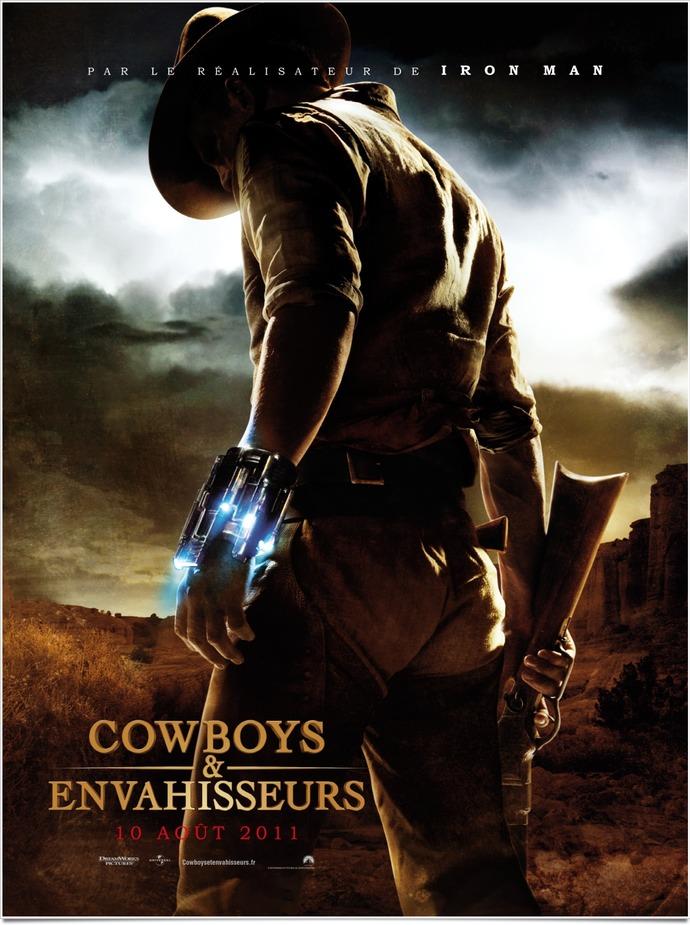 Cowboys envahisseurs favreau