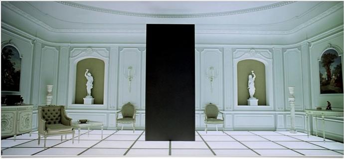 Kubrick space odyssey