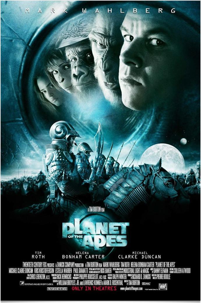 Planete des singes 2001