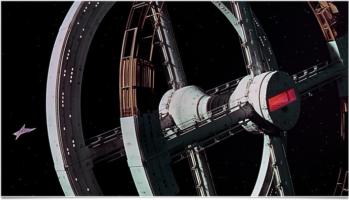 Space odyssey kubrick
