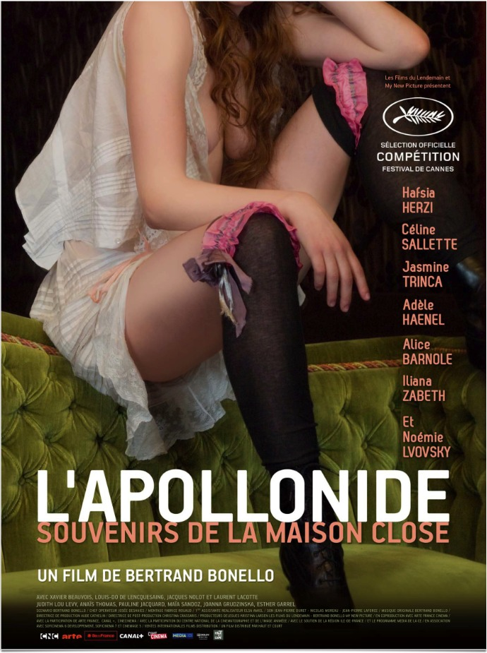 Apollonide souvenirs maison close bonello