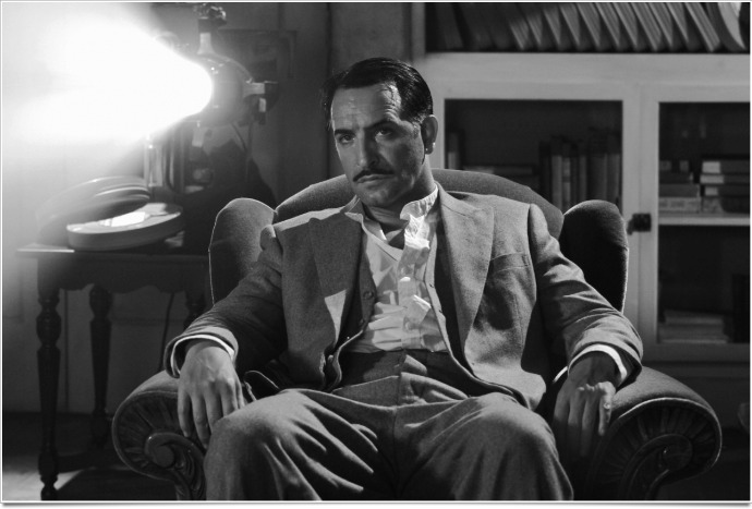 Dujardin hazanavicius the artist
