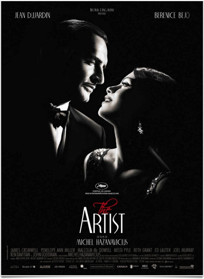 The artist hazanavicius