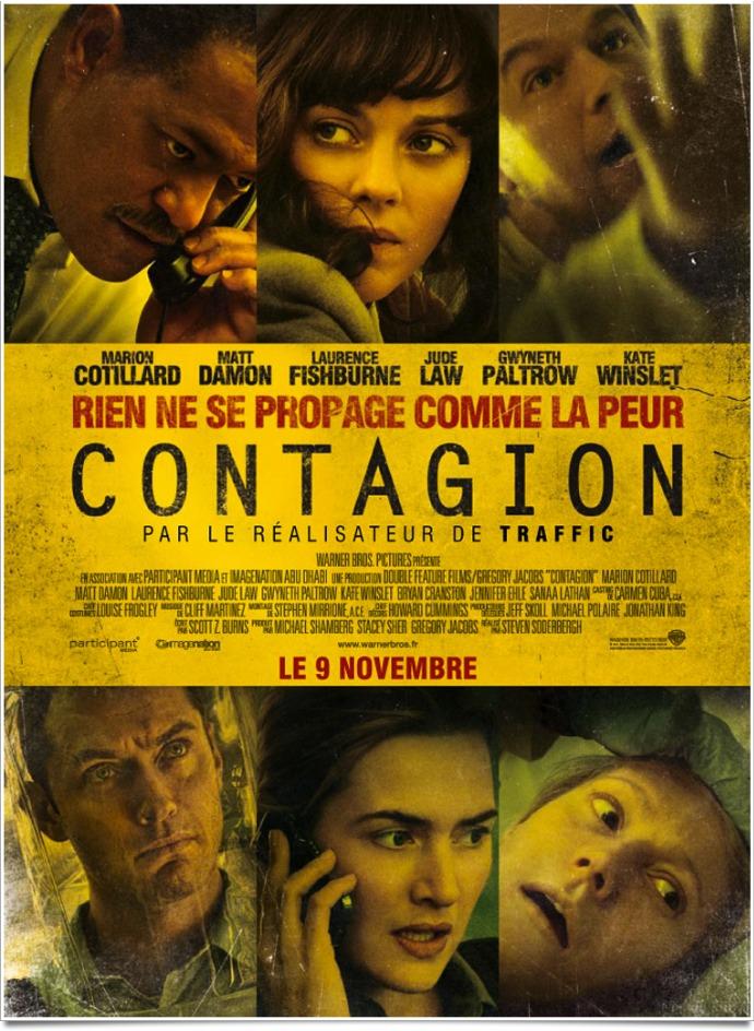 Contagion soderbergh