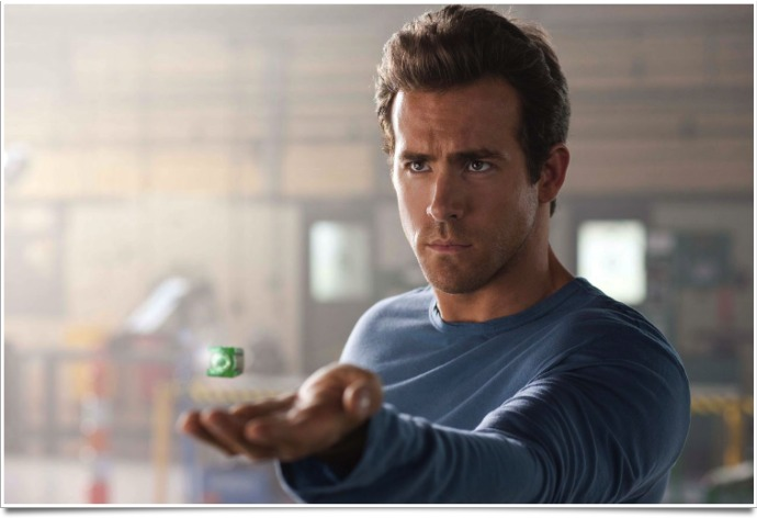 Green lantern reynolds
