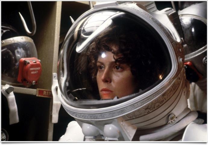 Sigourney weaver alien 1979
