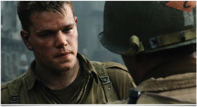 Soldat ryan matt damon