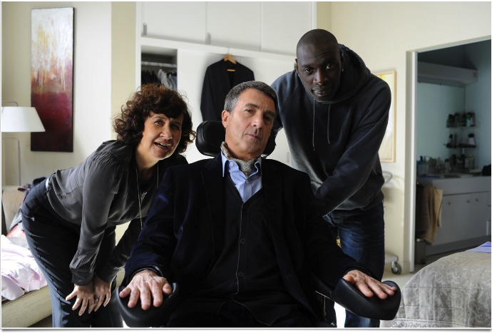 Sy cluzet intouchables