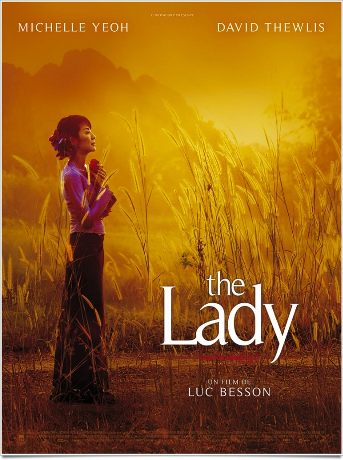 The lady besson
