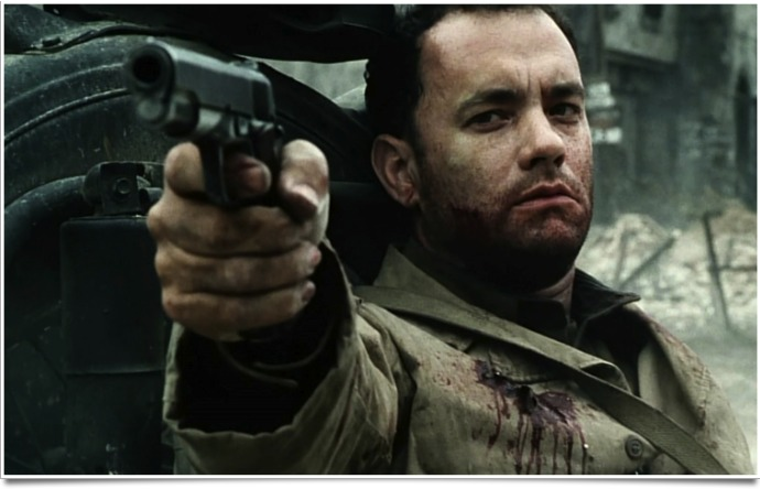 Tom hanks private ryan