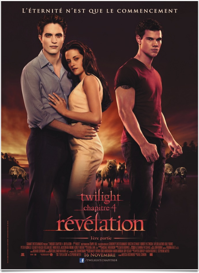 Twilight 4 revelation partie 1