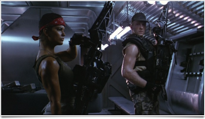 Aliens james cameron