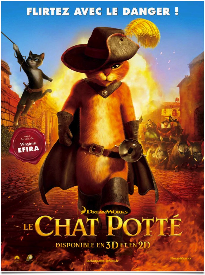 Chat potte dreamworks