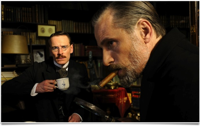 Dangerous method cronenberg
