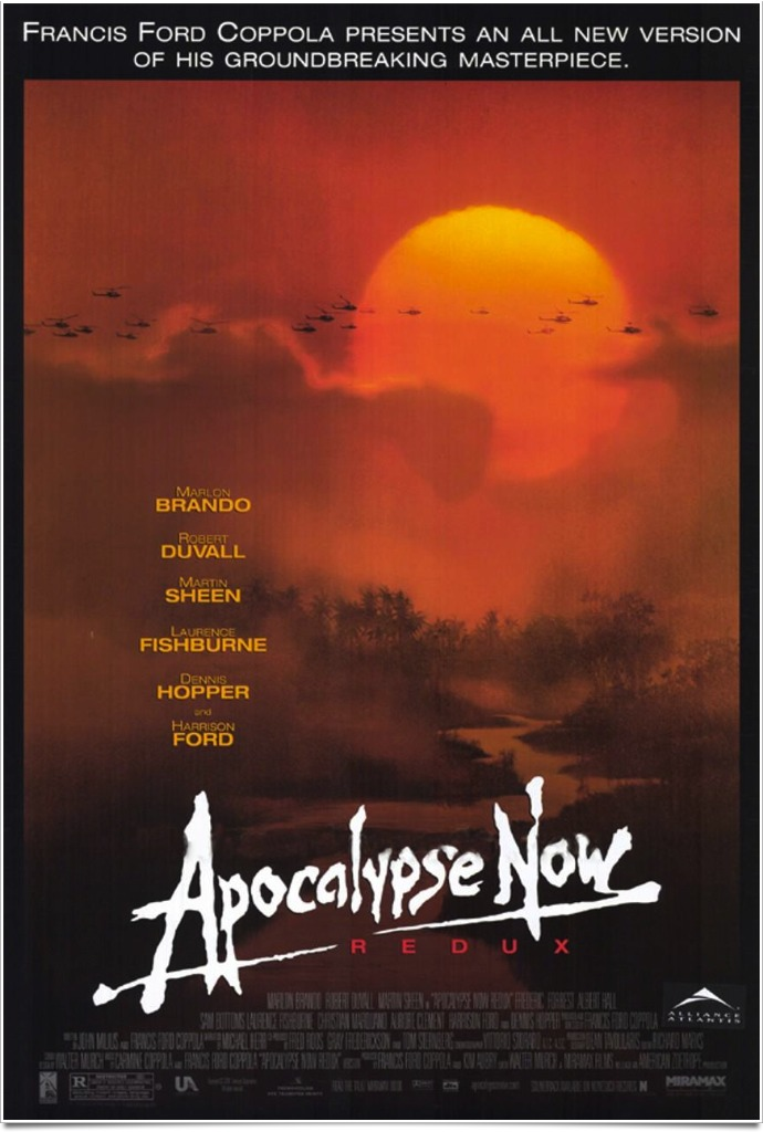 Apocalypse now redux coppola