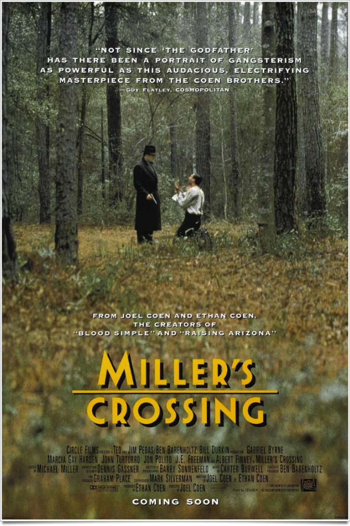 Miller crossing coen
