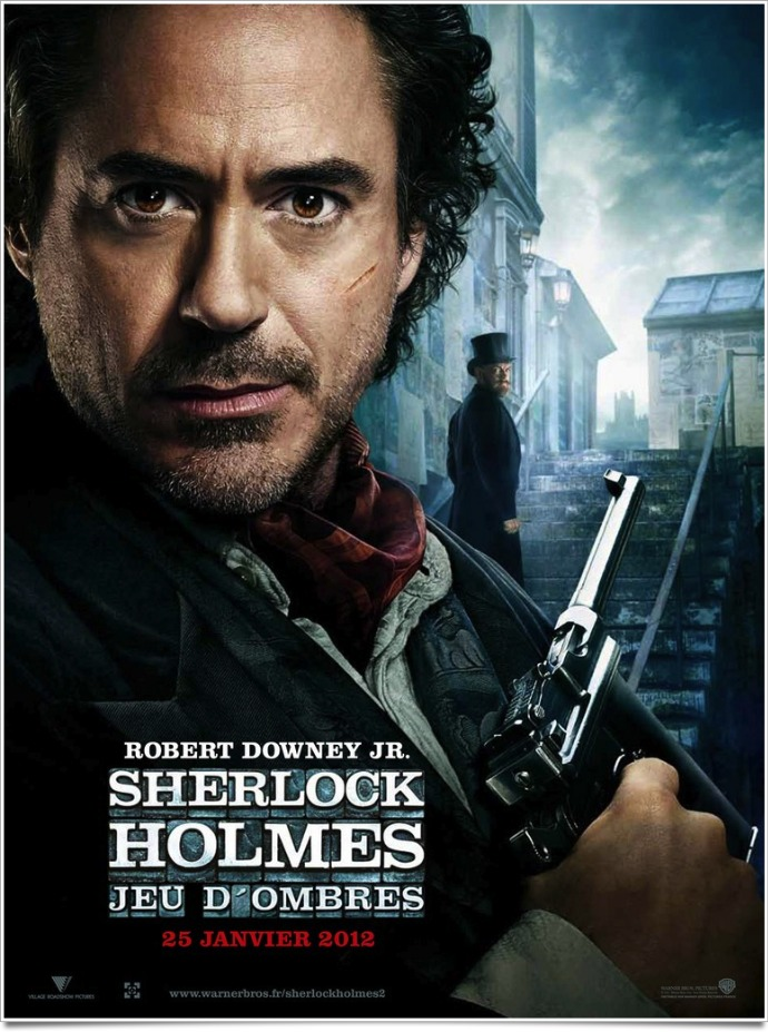 Sherlock holmes jeu ombres ritchie