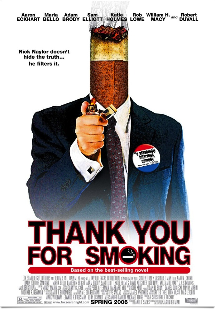 Thank you for smoking reitman