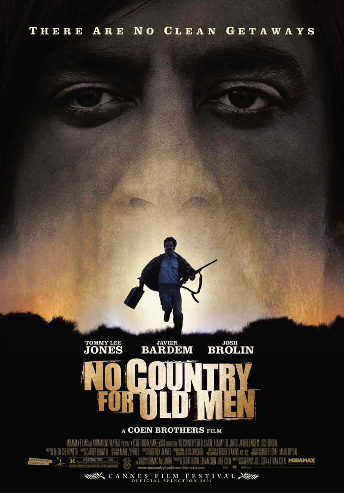 No country for old men coen