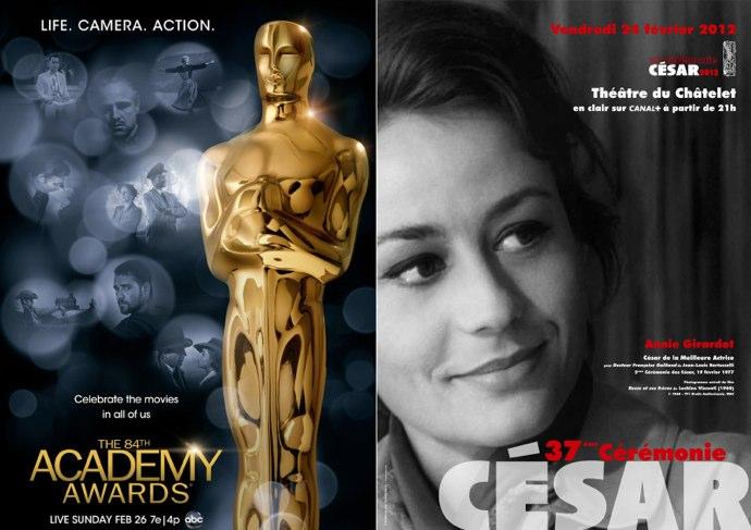 Oscars cesar 2012