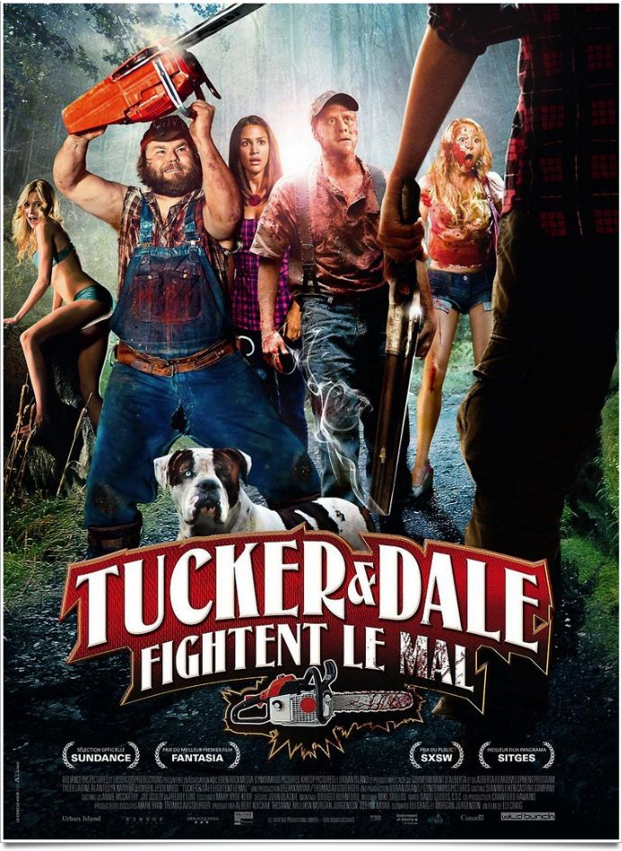 Tucker dale fightent mal craig