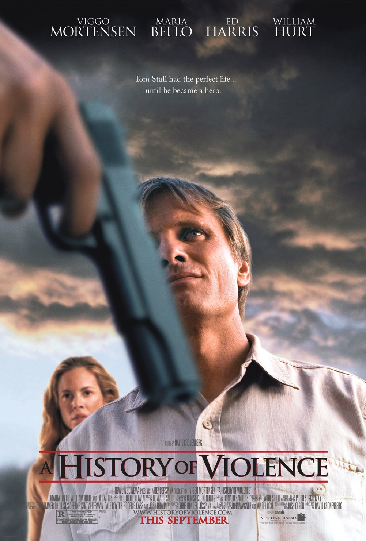 A history of violence cronenberg