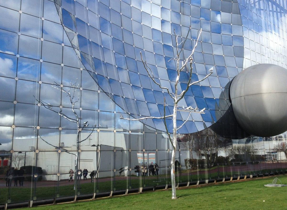 Parc futuroscope imax 3D