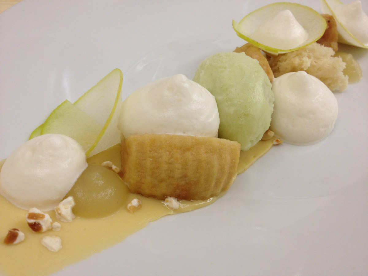 Restaurant imaginaire dessert