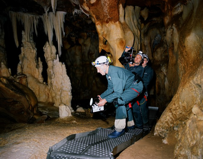 Werner herzog grotte reves perdus