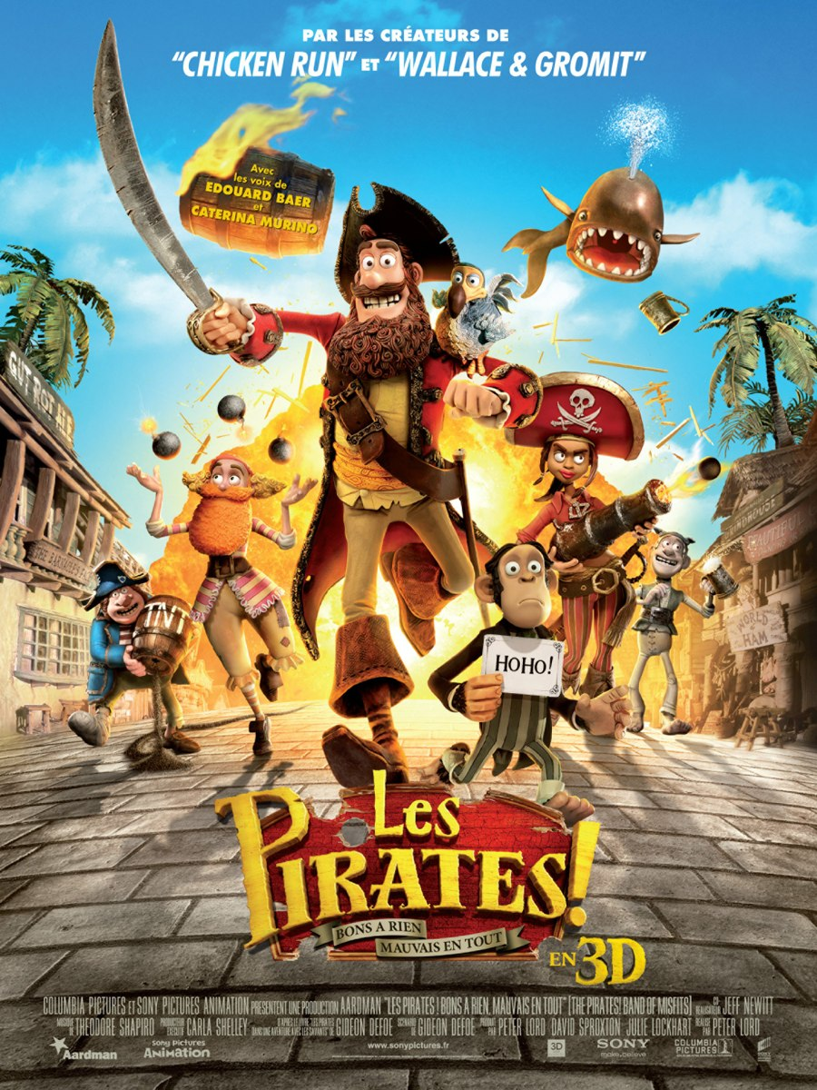 Les pirates bon a rien mauvais en tout