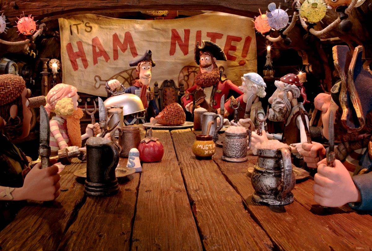 Lord les pirates bons a rien mauvais en tout