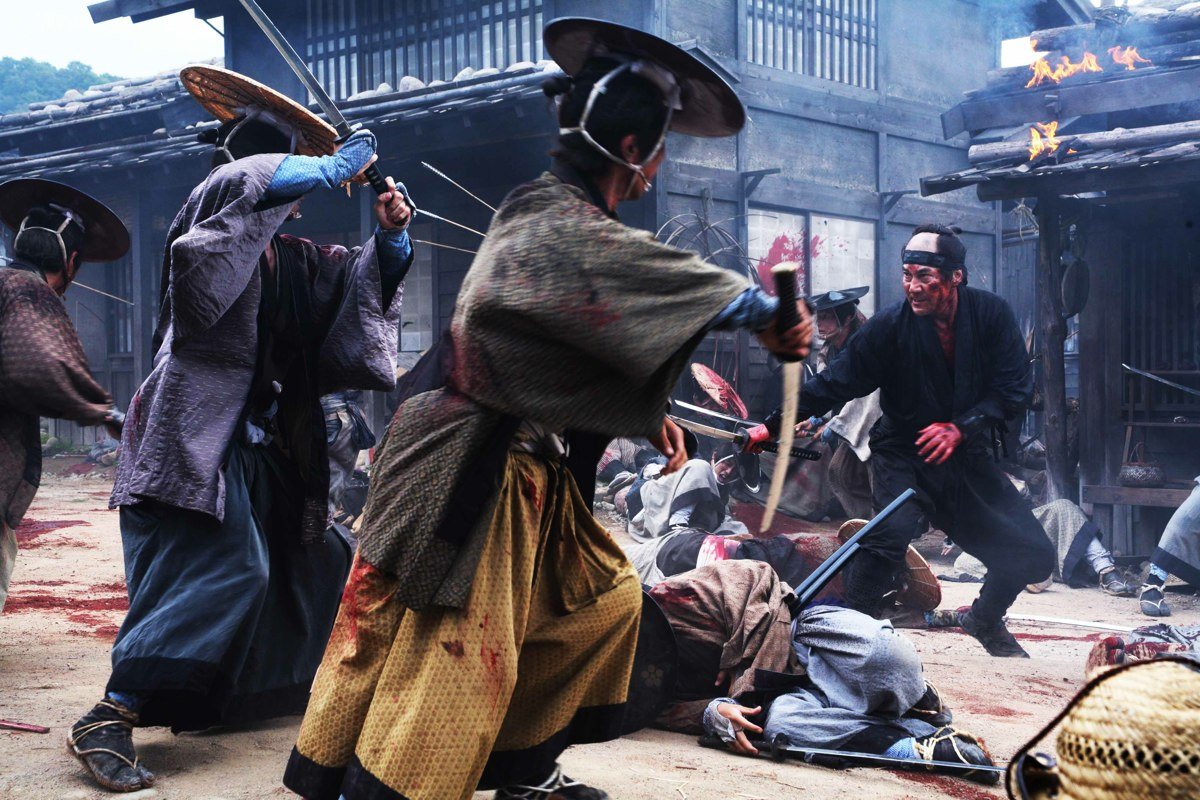 Takeshi miike 13 assassins