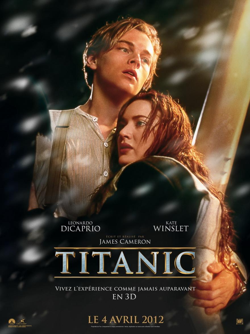 Titanic cameron